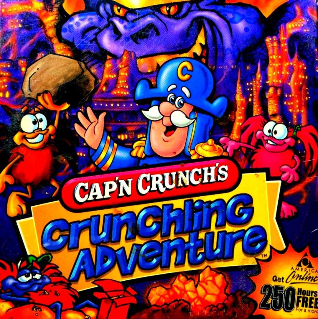 Cap'n Crunch's Cruchling Adventure