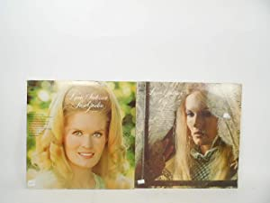 2 Lynn Anderson Vinyl Record Albums Rose Garden and Cry