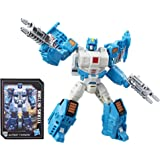 Transformers Generations Titans Return Deluxe Autobot Topspin and Freezeout