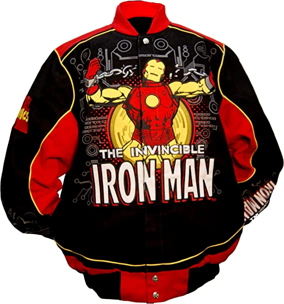 Amazon.com: Marvel Comics Infant/toddler Iron Man traje ...
