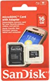SanDisk 16 GB Micro SDHC Memory Card