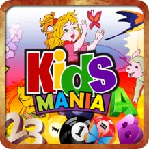Kids English Learning - ABC - Counting - Basic General Knowledge