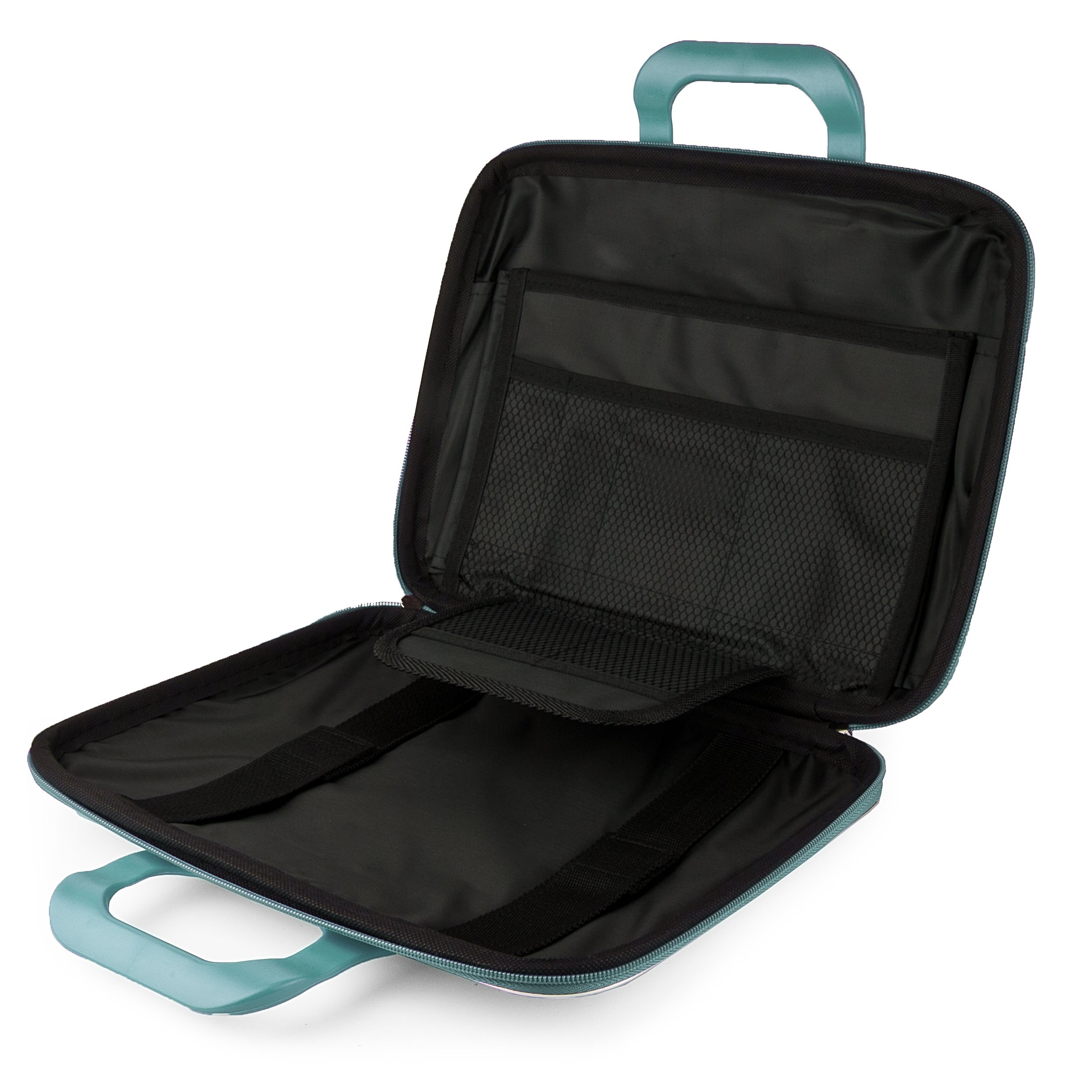 Blue 15.6 Inch Lenovo Ideal Pad / Flex / ThinkPad / Yoga / Y50 G50 Edge Laptop Briefcase by SMSL