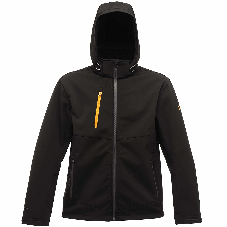 Regatta Mens Dropzone 3 Layer Softshell Jacket