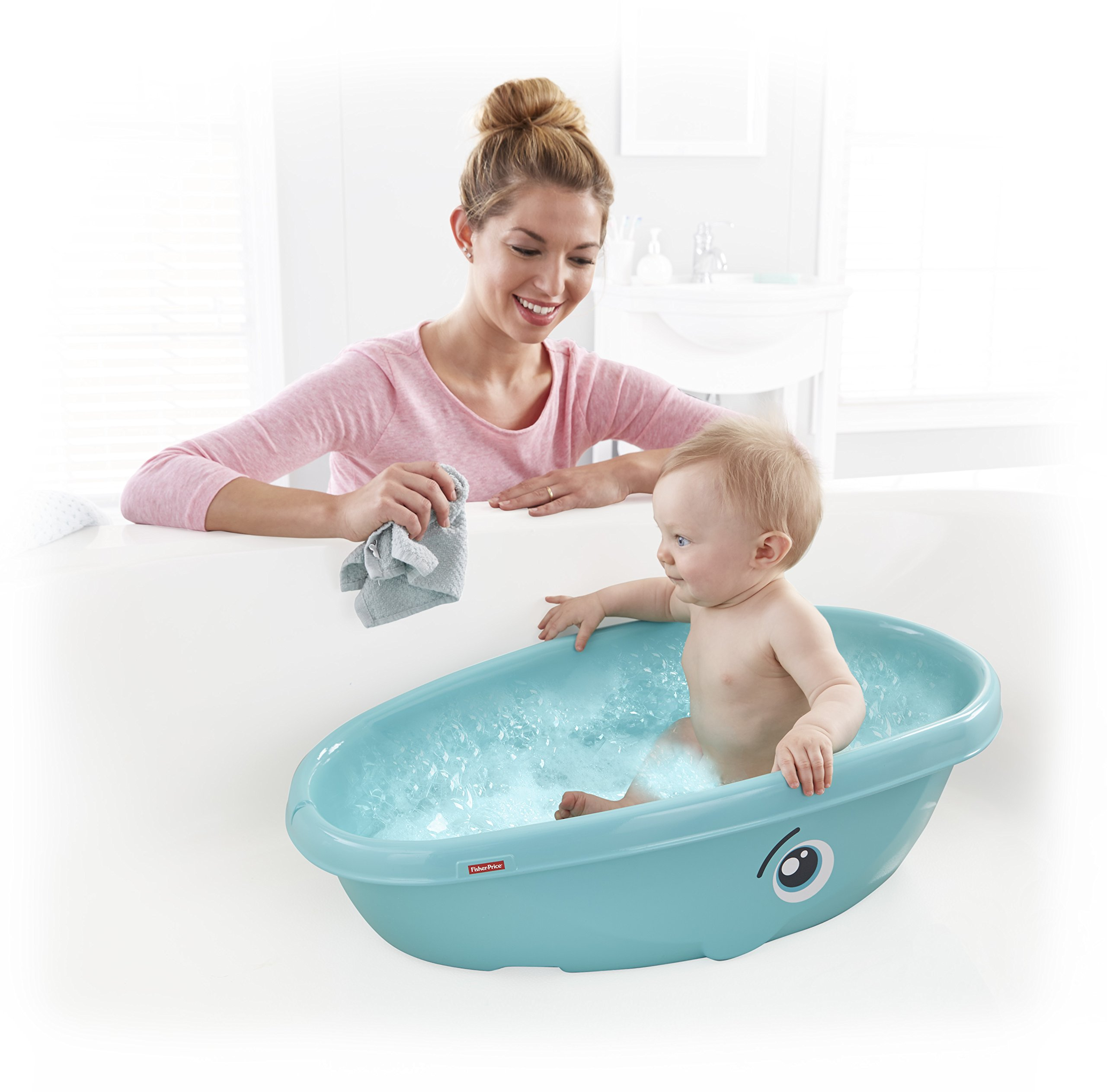 Fisher-Price Top Quality Bath Tub BEST Baby Seat Shower