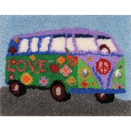 Amazon.com: m.c.g. textiles de ganchillo Kit, 27 by 20-Inch ...