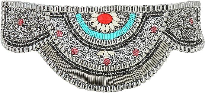 FASHIONGEN Cintur/ón el/ástico para mujer ASSIA