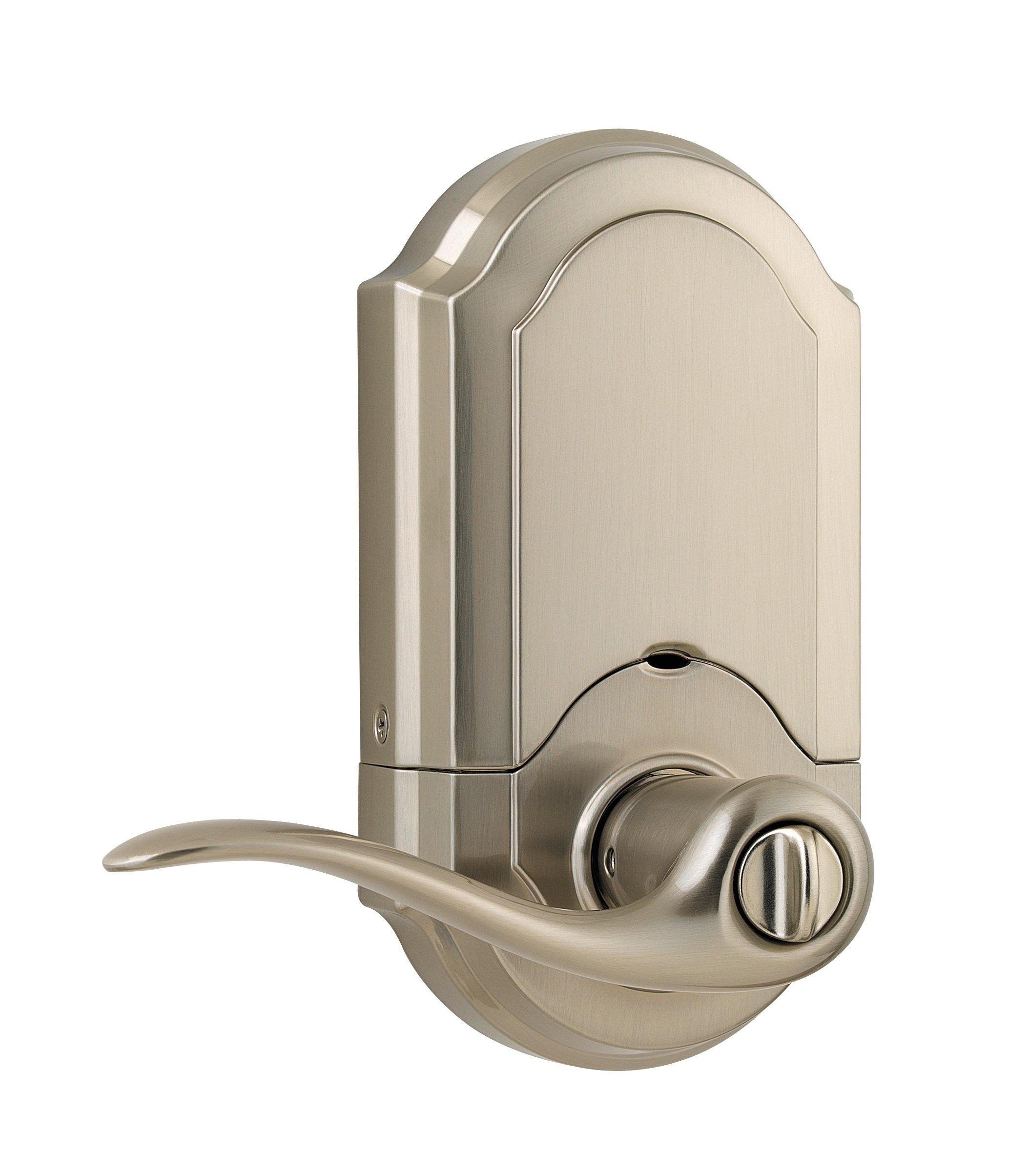 Kwikset 99110 008 Smartcode Electronic Lock With Tustin