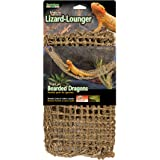 Penn-Plax Lizard Lounger, 29 x 7, X-Large (REP702), Brown