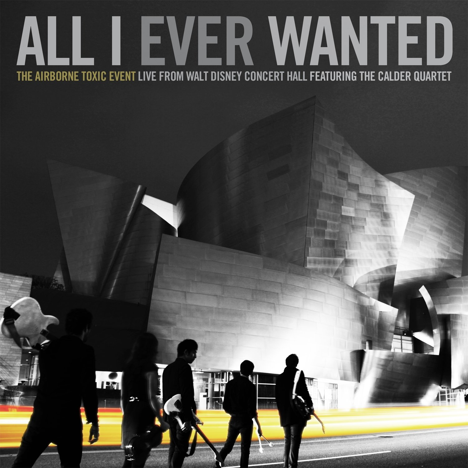 All I Ever Wanted: Live From Walt Disney Concert [Blu-ray] [Import] B003Y7DP1C