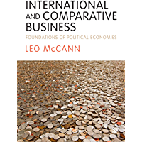 International and Comparative Business: Foundations of Political Economies
