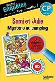 Sami et Julie Mystère au camping CP (Petites enquêtes)