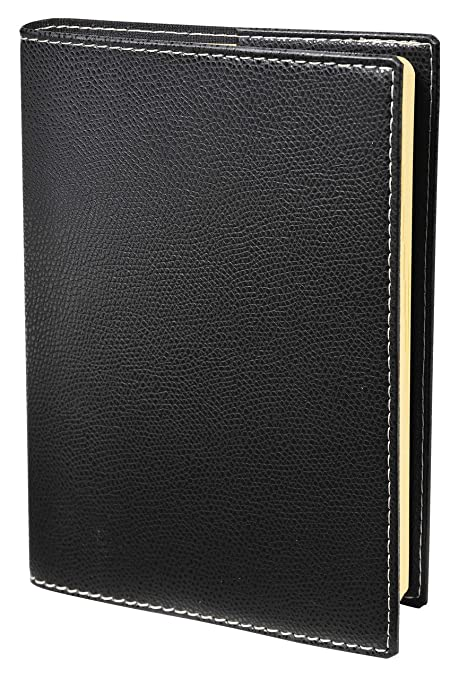 Amazon.com : Quo Vadis Note 24 S Club Diary Black 2018 ...