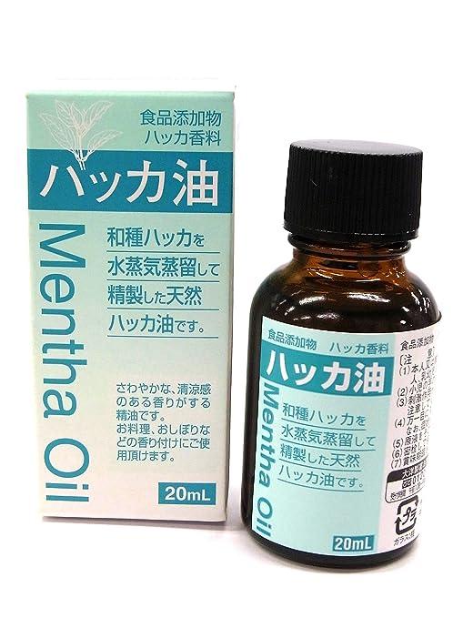 大洋製薬 ハッカ油 20ml