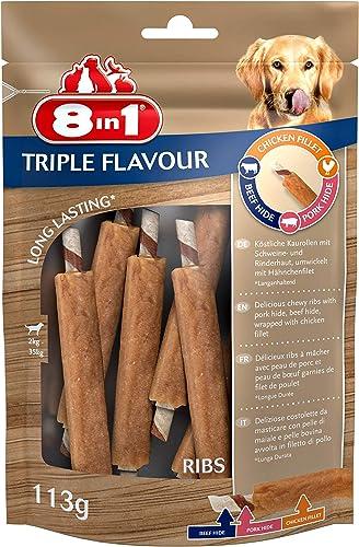 8in1-Triple-Flavour-Hundeleckerlis