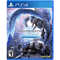 Monster Hunter World: Iceborne - PlayStation 4 - Standard Edition
