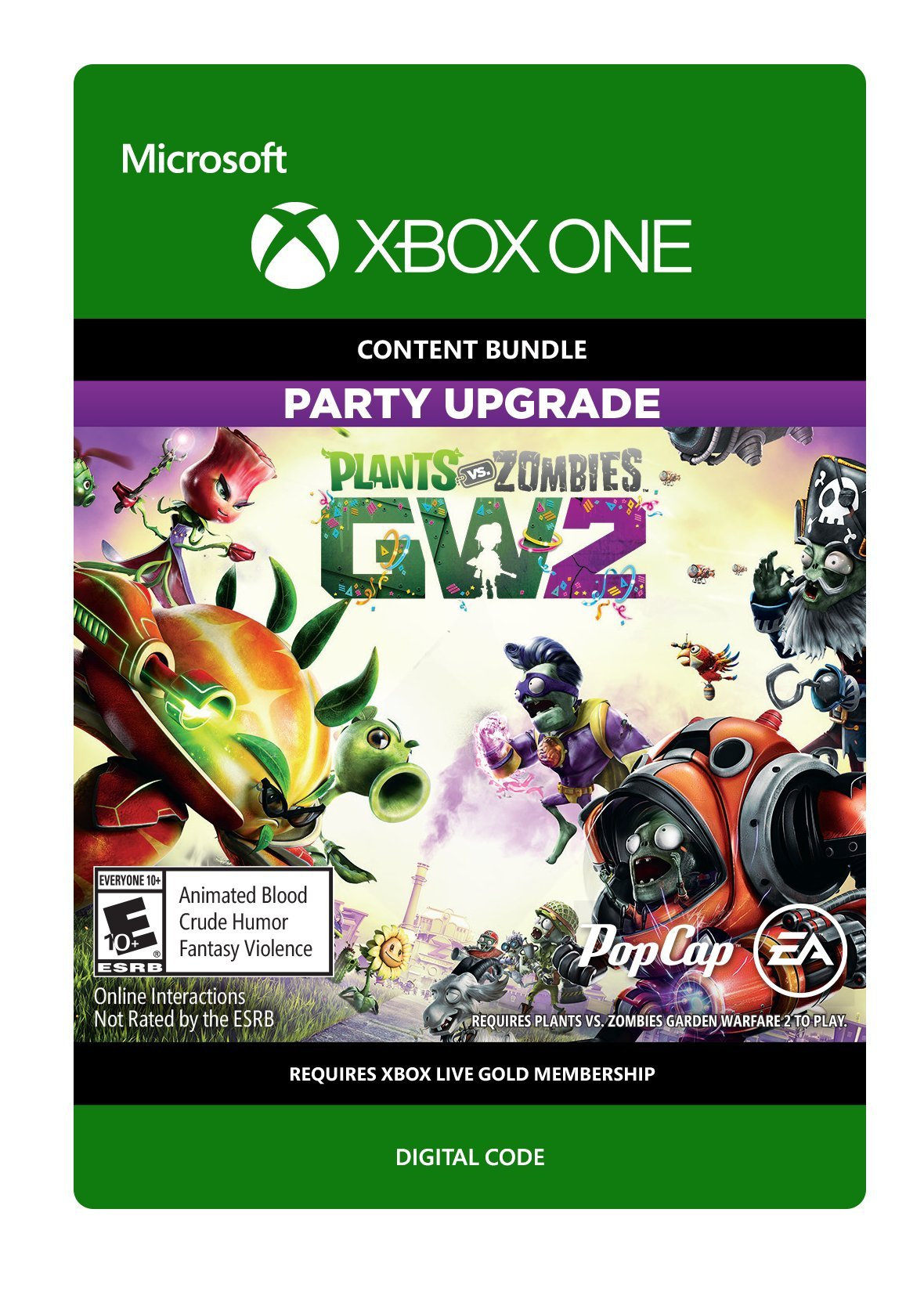 Image Unavailable. Image Not Available For. Color: Plants Vs. Zombies  Garden Warfare ...