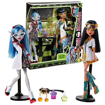 a9b9a4bbabfd Mattel Year 2012 Monster High
