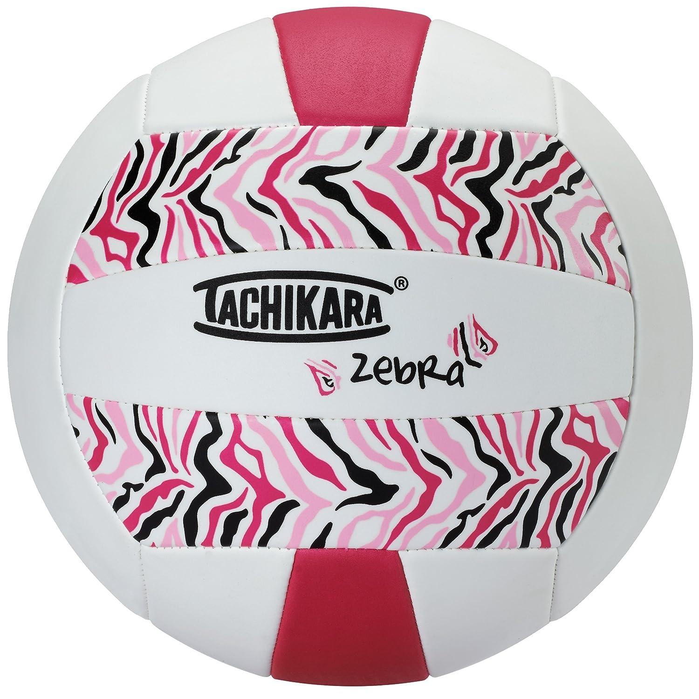 Tachikara ZEBRA.HPKW Outdoor/Indoor Volleyball