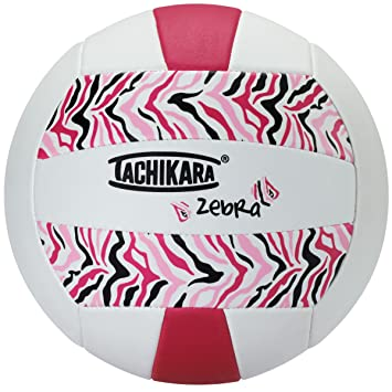 Tachikara Zebra. hpkw exterior/interior voleibol