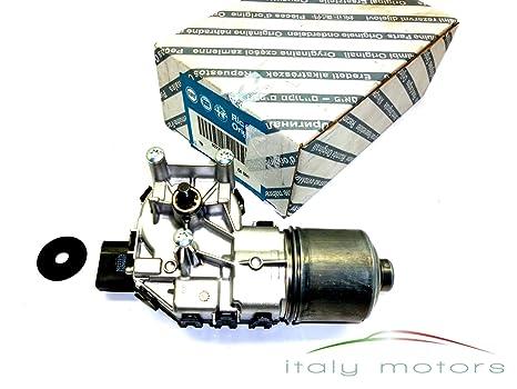 Original Alfa Romeo 159 Sport Wagon Borrador del Motor Motor de limpiaparabrisas (– 77363796