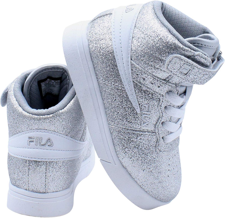 Fila Kids Vulc 13 Glitter Shoe (Toddler