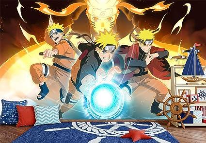3d Naruto Chambre De Garcon 5 Japan Anime Fond D Ecran Mur Peintures Murales Amovible Murale Auto Adhesif Papier Peint Fr Summer Papier Tisse