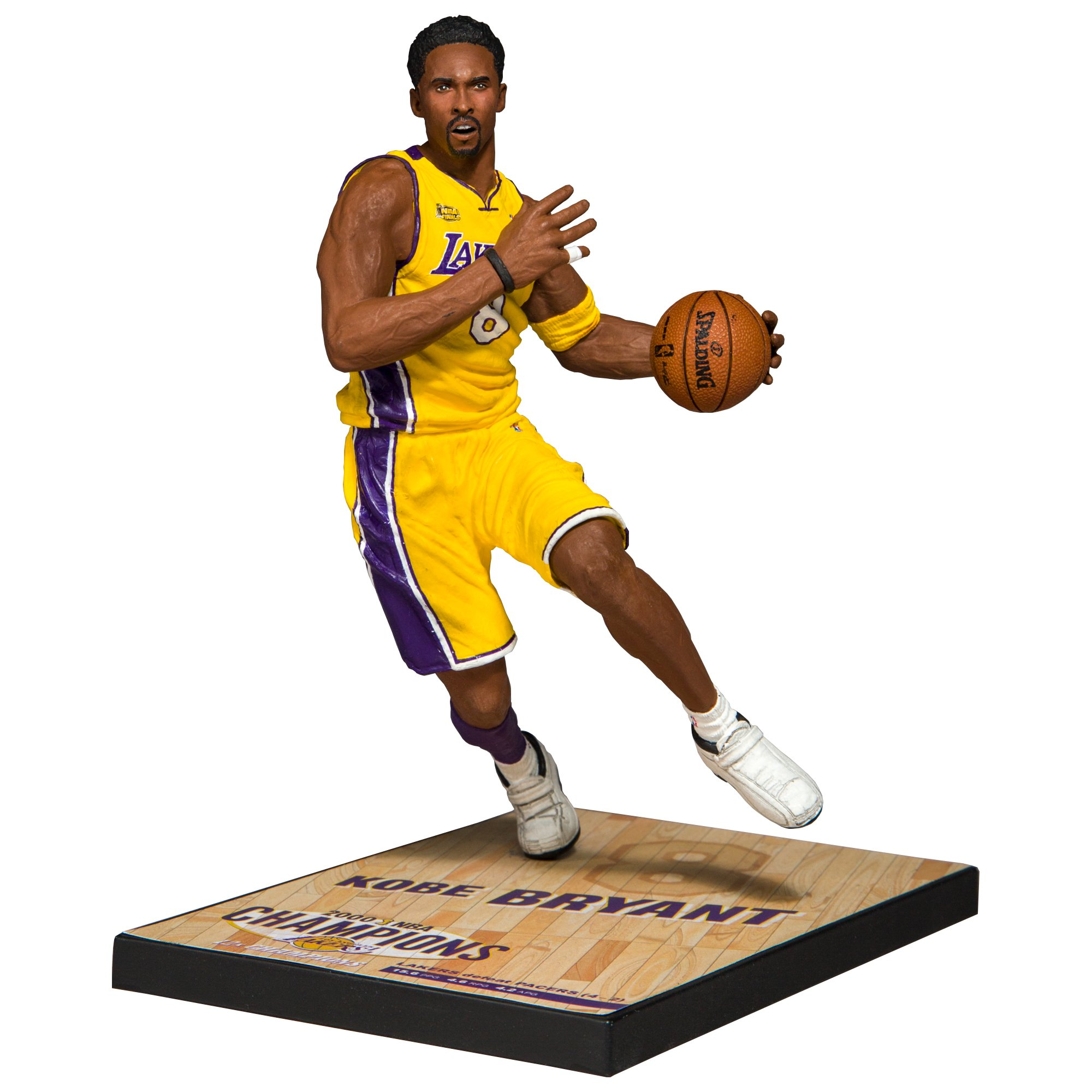 Other Action Figures - McFarlane Toys Kobe Bryant 2000 Nba ...