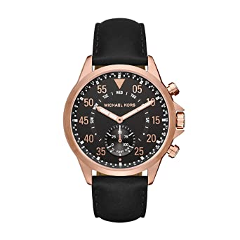 Amazon.com: Michael Kors Access MKT4007 Mens Gage Smartwatch ...