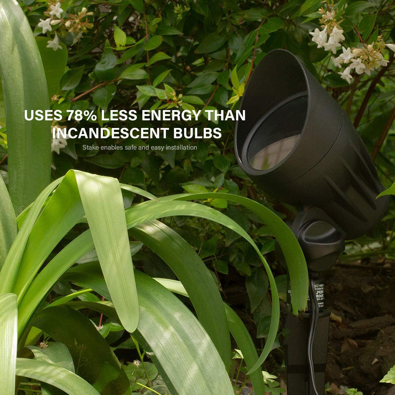 Lawn Flood Garden Yard Outdoor Lighting 8401-2650-01 Malibu 11 ...