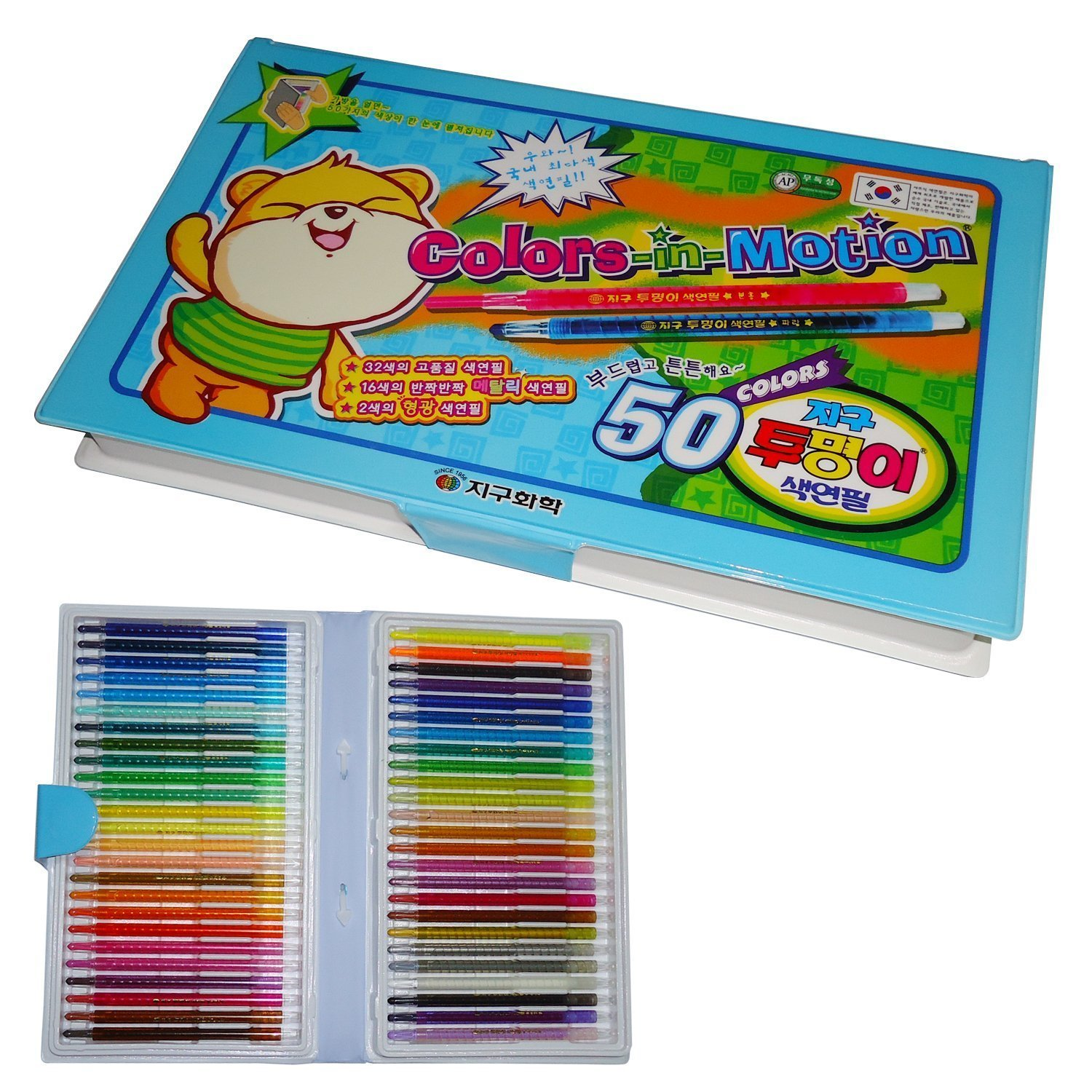 Floss /& Rock Party Cats and Dogs Pets 6 Piece Assorted Colored Pencil Pack in Decorative Box