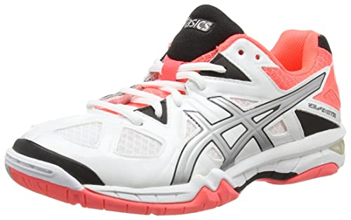 the latest 5afca 1b01a Asics Gel-Tactic, Zapatillas de Voleibol para Mujer  Amazon.es  Zapatos y  complementos
