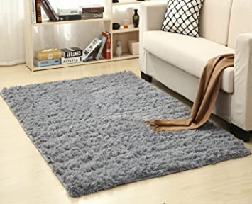 alfombras modernas super suaves de la pelusa 80x120 cm dormitorio sala de estar alfombra - Alfombras Modernas