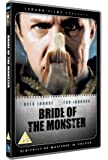 Bride of the Monster (Digitally remastered in colour) [DVD] [1953]