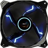 Lepa BOL.QUIET PWM Cooling Fan LP-BOL12P-BL Obsidian/Blue
