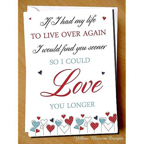 Valentine S Day Card Boyfriend Amazon Co Uk