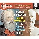 Brahms : Concerto pour Violon / Tchaïkovsky : Concerto pour violon