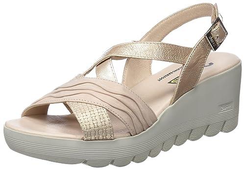 24 HORAS 23626, Sandalias con Plataforma para Mujer: Amazon.es: Zapatos y complementos