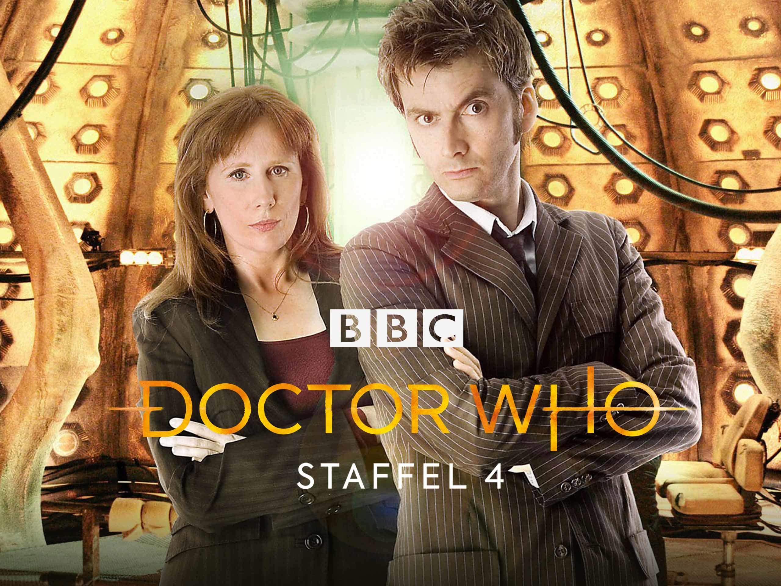 Amazonde Doctor Who Staffel 4 Dtov Ansehen Prime Video