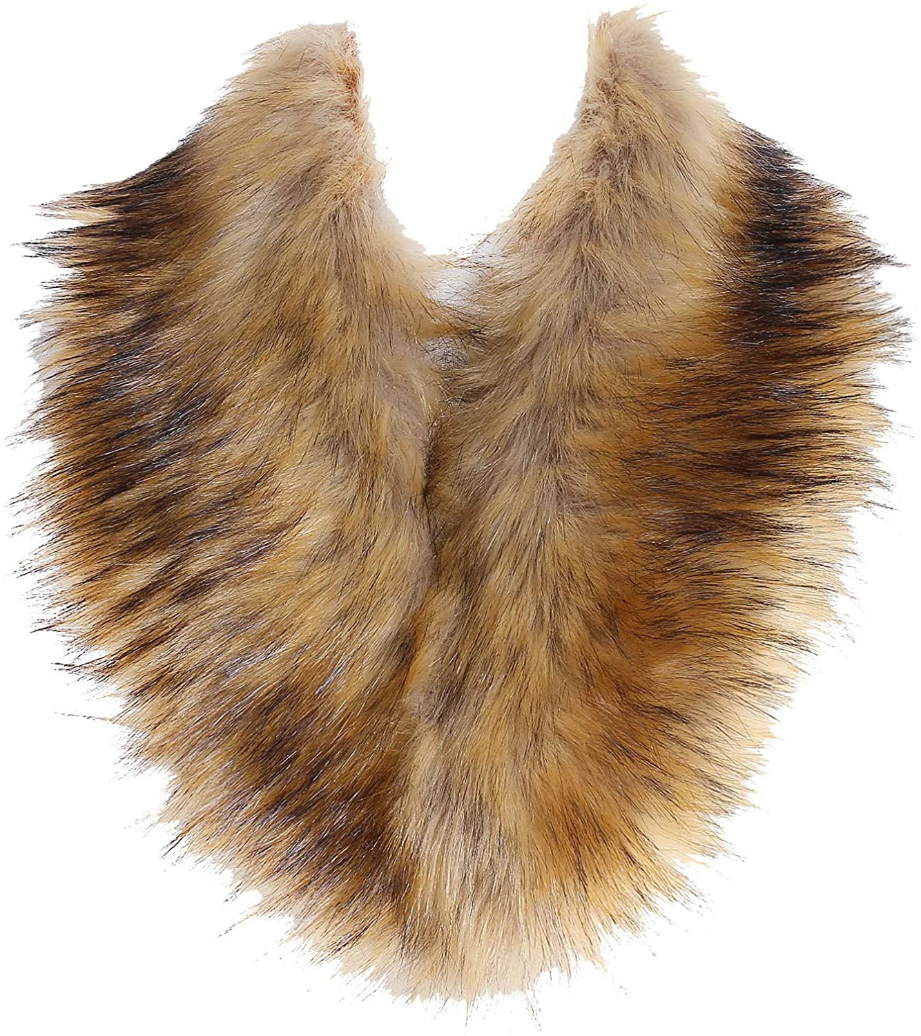 SoulYoung Faux Fur Collar...