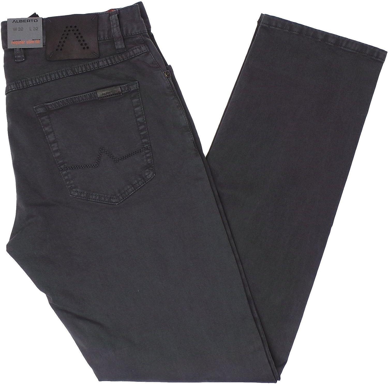 Alberto Pipe 1404 Regular Slim Fit Broken Twill Superfit Pants