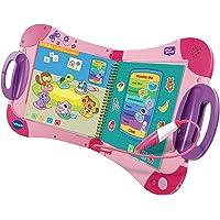 VTech Sistema de Aprendizaje Interactivo, MagiBook, Color Rosa (3480-602157)