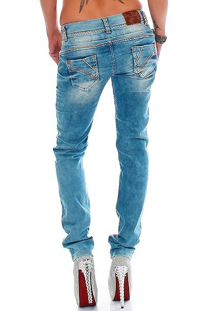 Cipo   Baxx - Jeans - Slim - Homme Bleu Bleu  Amazon.fr  Vêtements et  accessoires a6680a9eb6