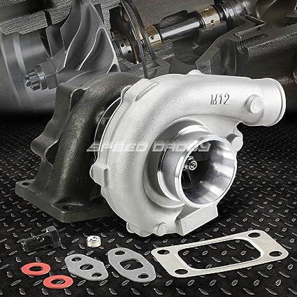 Amazon.com: T04e T3/t4 .63 A/r 57 Trim Turbo/turbocharger Compressor 400+hp Boost Stage Iii: Automotive