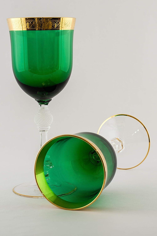 Crystalite Bohemia Glasses Bohemia Wine