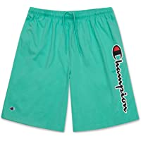 Champion Mens Big And Tall Jersey Athletic Adjustable Drawstring Shorts
