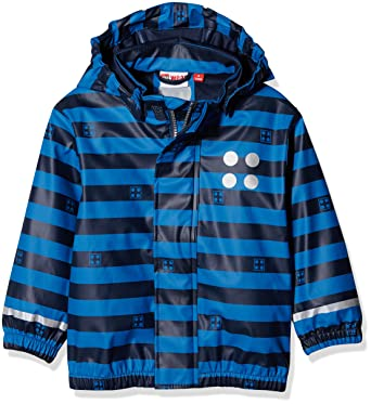 997bca3fbe580b Lego Wear Duplo Baby-Jungen Justice Regenjacke: Lego Wear: Amazon.de ...