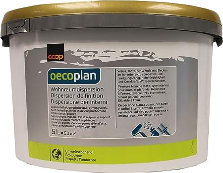 Oecoplan Lot De 2 Peintures Murales écologiques Classe 1