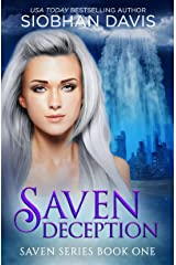 Saven Deception: Sci-Fi Alien Romance (The Saven Series Book 1) Kindle Edition