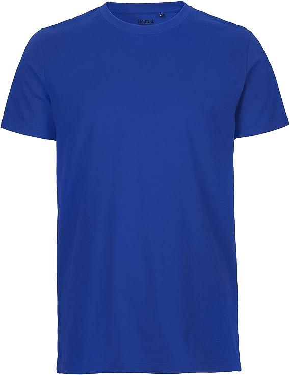 Camiseta azul puro, color a evitar
